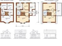 Типовое проектирование домов и коттеджей